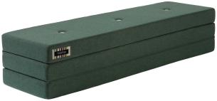 KlipKlap 3 Fold XL 200 cm Deep Green