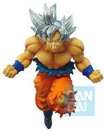 Dragon Ball Super Son Goku Ultra Instinct ZBattle Figure