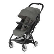CYBEX Gold 'EEZY S 2' Buggy 2021 Black/Soho Grey