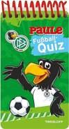 Tessloff - Malen & Rätseln und mehr - DFB-PAULE Quizblock - grün