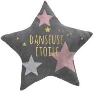 Dekokissen in Form von Stern DANSEUSE ETOILE, 42 x 42 cm