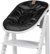 Kidsmill Up Bekleidungsset Neugeborenen-Sitz Schwarz leatherlook