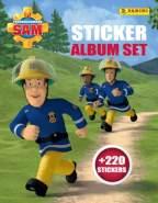Panini 'Feuerwehrmann Sam' Stickeralbum-Set
