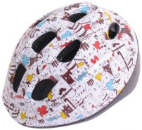 Polisport City Helm, Mehrfarbig, M