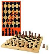 Egmont Toys - Schachspiel aus Holz Brettspiel