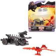 Auswahl Battle Drachen Set | DreamWorks Dragons | Action Spiel Set Riesenhafte Alptraum