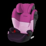 Cybex - Solution M-Fix Purple Rain (Kollektion 2019)