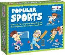 Creative Educational 622,3 cm Sports Game