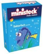 Ministeck 32563 - Doktorfisch, ca. 500 Teile