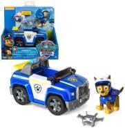 Fahrzeug   Mit beweglicher Spielfigur   Paw Patrol Chase Patrol Cruiser