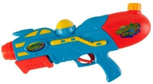Besttoy Wasserpistole, 40cm mit Pump Action 1 Stück