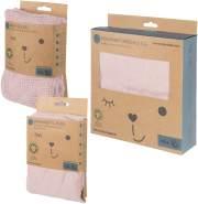 Roba 'Lil Planet' Geschenkset BIO-Jersey Schlafen klein, rosa