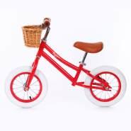 """Rotes Laufrad """"Tricycle"""", aus Metall, für Kleinkinder von 2 bis 5 Jahren, von Baghera"""