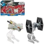 Mattel - Hot Wheels Hero - Star Wars - Ghost vs. Tie (Rebels)