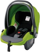 Peg Perego A3PVK4MENT Babyschale Primo Viaggio Tri-Fix K, mentha