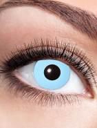 Zoelibat Kontaktlinse Ice Blue dpt. -1,0 bis -4,0, Größe: -3,0 Dioptrien