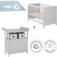 Roba 'Hamburg' 2-tlg. Kinderzimmerset, mit Türen