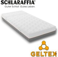 Schlaraffia GELTEX Quantum Touch 200 TFK Matratze & Gel 140x210 cm (Sondergröße), H2