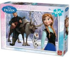 puzzle Disney Frozen-B 99 Teile