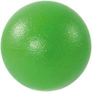 Elefantenhautball, PU Schaum, Durchmesser 9 cm, grün, von Eduplay