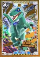 Lego Jurassic World Karten - Jurassic World Trading Cards (2021) - LE1 Gold Karte