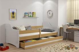 Stylefy Koby Einzelbett Kiefer