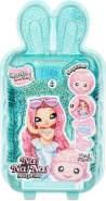Na!Na!Na! Suprise 2- in- 1 Pom Doll 6fach sortiert - 1 Puppe, Auswahl erfolgt zufällig