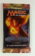 Wizards of the Coast - Magic the Gathering - 2014 Core Set Booster, englisch