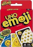 Mattel - UNO Emoji