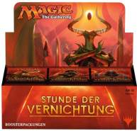 Wizards of the Coast Magic: The Gathering - Stunde der Vernichtung Booster