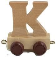 Personalisierbar namenszug Buchstabenzug holzzug Ein ideales Geschenk zur Geburtstag oder Taufgeschenk - Buchstabenzug K