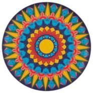 wasser-Frisbee-Mosaik Wingman 15 cm Silikon