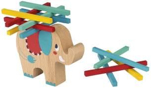 ausgleichsspiel Waldelefant