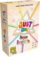 Asmodee Repos Production 'Just One - Neue Begriffe' Spielerweiterung, über 500 neue Begriffe, 3-9 Spieler, ab 8 Jahren