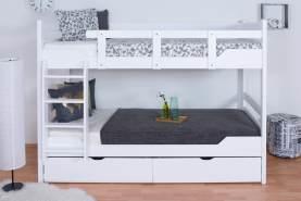 Etagenbett Easy Premium Line K12/n inkl. 2 Schubladen und 2 Abdeckblenden