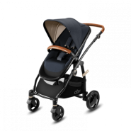 Cybex - LEOTIE LUX LEATHER Jeansy Blue