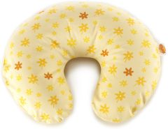 Theraline Stillkissen Wynnie blümchen gelb