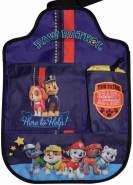 Paw Patrol PAKFZ630 Auto Spielzeugtasche, Rückenlehnenschutz, Rücksitz-Organizer, blau
