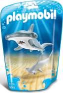 Playmobil 9065 - Hammerhai mit Baby