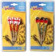VEDES Großhandel GmbH - Ware 72143809 New Sports Sicherheits-Darts, 3 Stück, Bunt