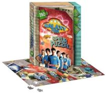 Studio 100 Puzzle Galaxy Park, 280 Teile