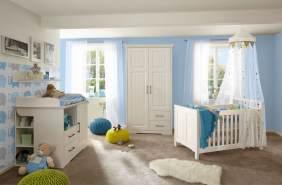 Schlafkontor 6-tlg. Babyzimmer-Set 'Scala'