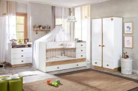 Cilek 'Natura Baby' 4-tlg. Babyzimmer-Set