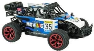 R/C Renn-Buggy blau 31 cm