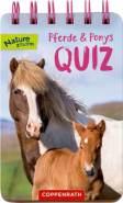 Pferde & Ponys-Quiz Nature Zoom