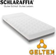 Schlaraffia GELTEX Quantum Touch 220 Gelschaum Matratze 100x190 cm (Sondergröße), H2