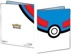 Pokémon PKM Great Ball 9-Pocket Portfolio