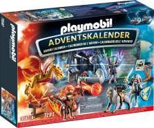 Playmobil 70187 Adventskalender 'Kampf um den magischen Stein', für Kinder von 5-10 Jahren
