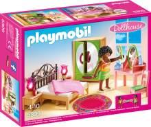 Playmobil Dollhouse 5309 'Schlafzimmer mit Schminktischchen', 24 Teile, ab 4 Teile