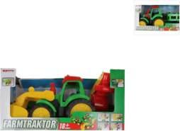 Besttoy - Farmtraktor mit Freilauf - 1 Stück